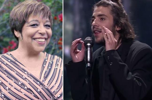Maria Vieira diz que Salvador Sobral é um