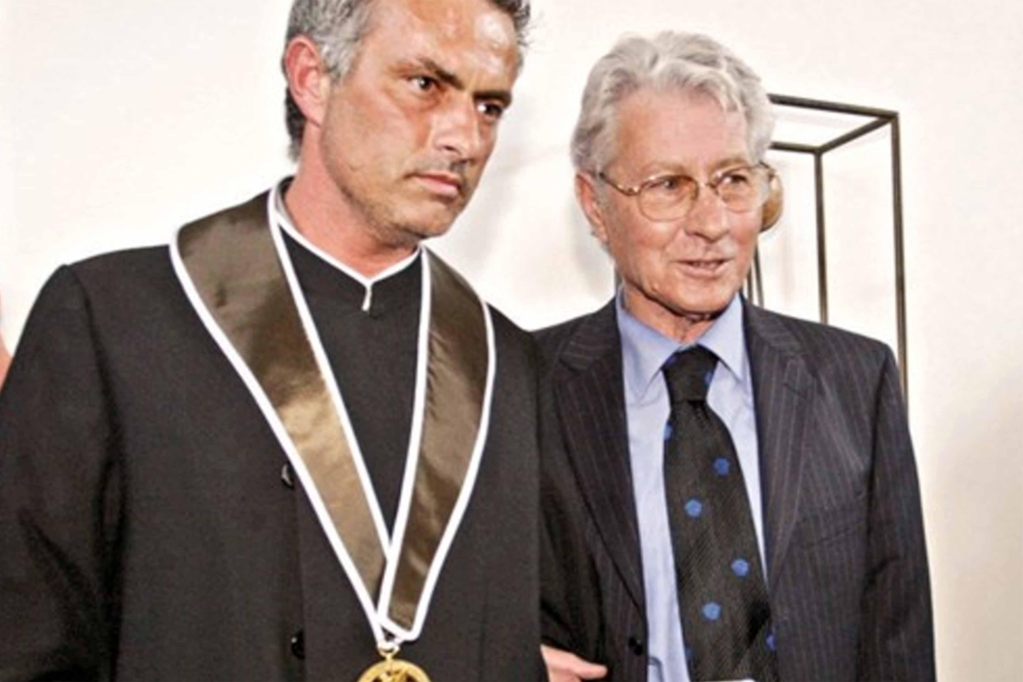 Morreu Félix Mourinho, pai do treinador José Mourinho