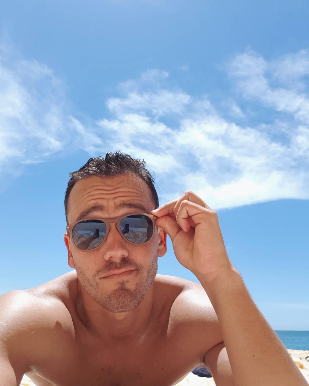 Sara Matos e Pedro Teixeira: férias românticas confirmadas pelos dois