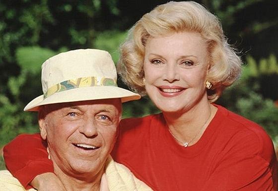 Morreu Barbara Sinatra, a mulher de Frank Sinatra