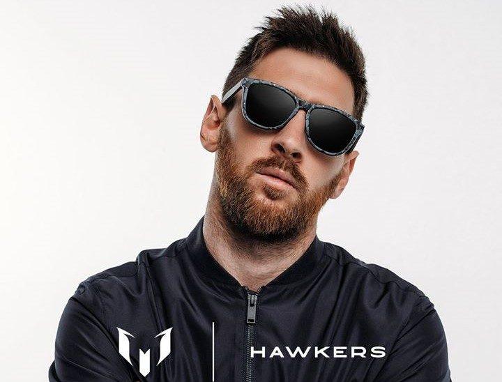 O slogan é da autoria da Hawkers, marca espanhola de óculos de sol, que  decidiu criar, em conjunto com o jogador, uma nova coleção daqueles  acessórios. 2fbfd1259d