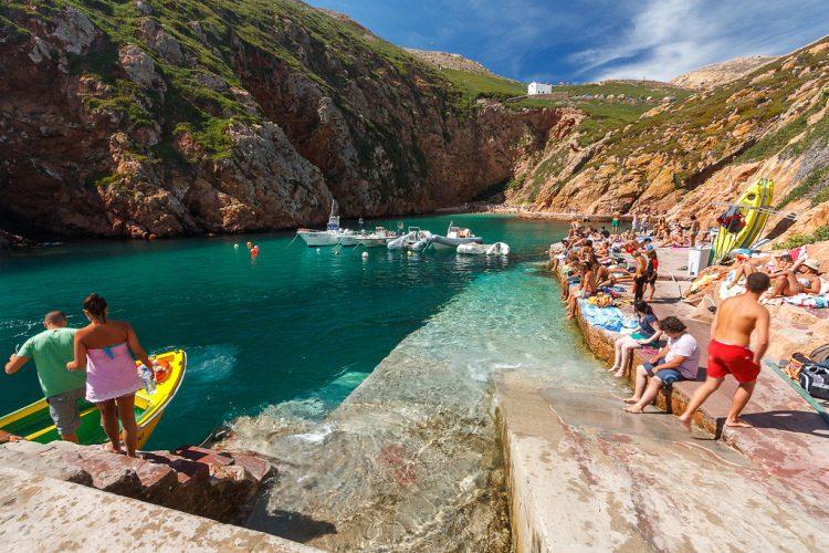 estes são os melhores sítios para acampar em portugal - movenotícias