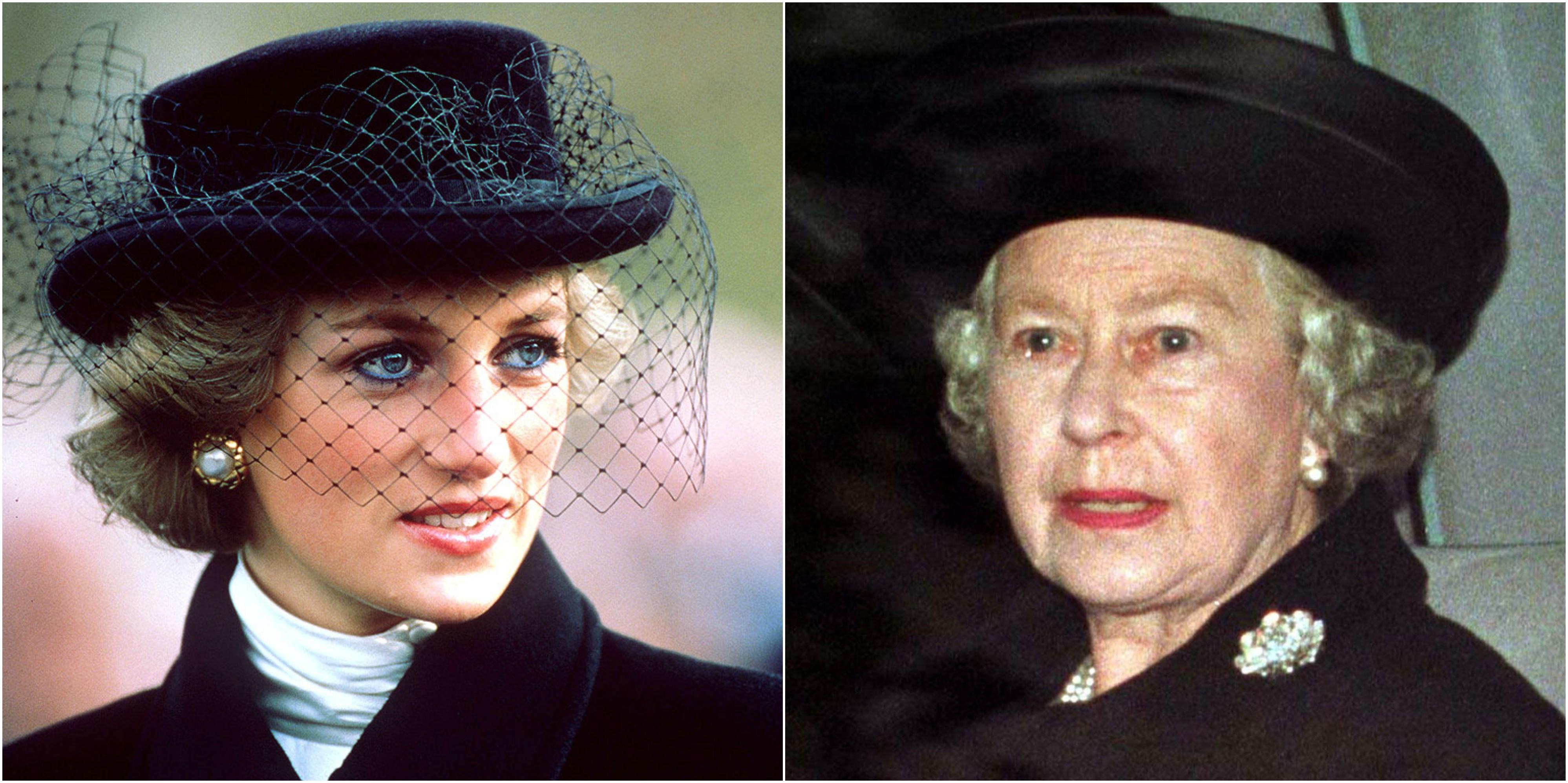 carta desvenda reacao da rainha apos morte de diana movenoticias carta desvenda reacao da rainha apos
