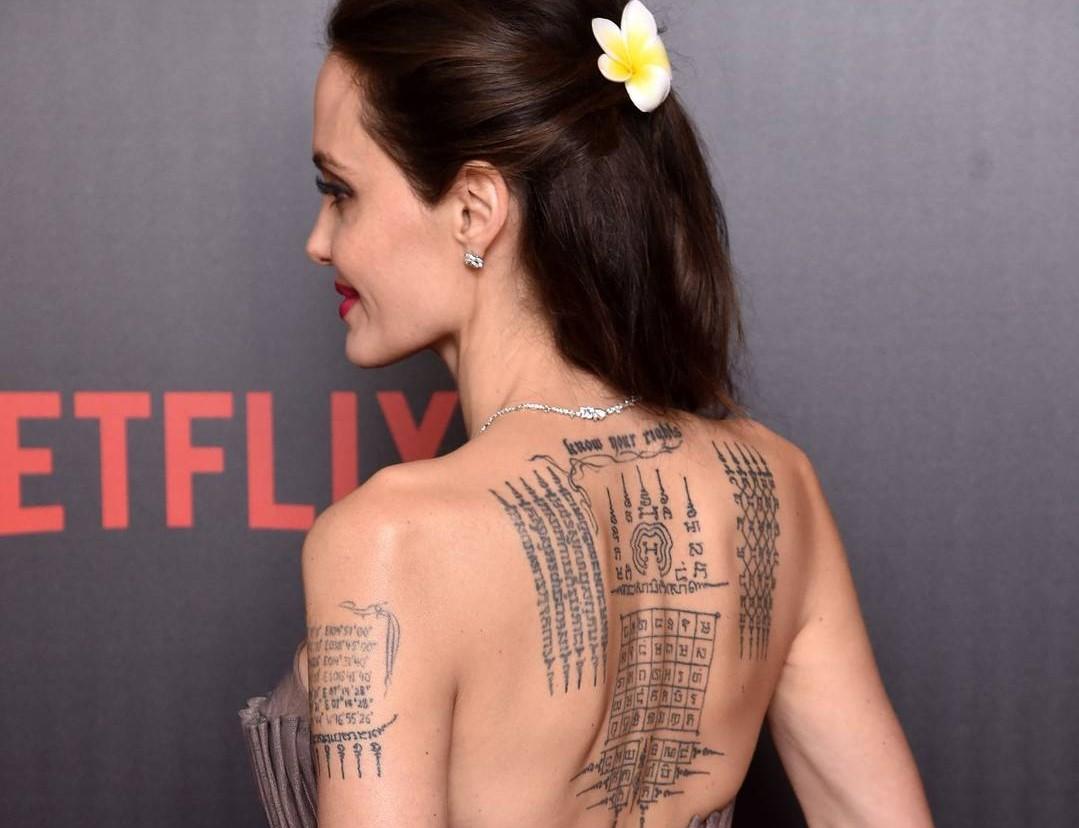 Filme de Angelina no Oscar