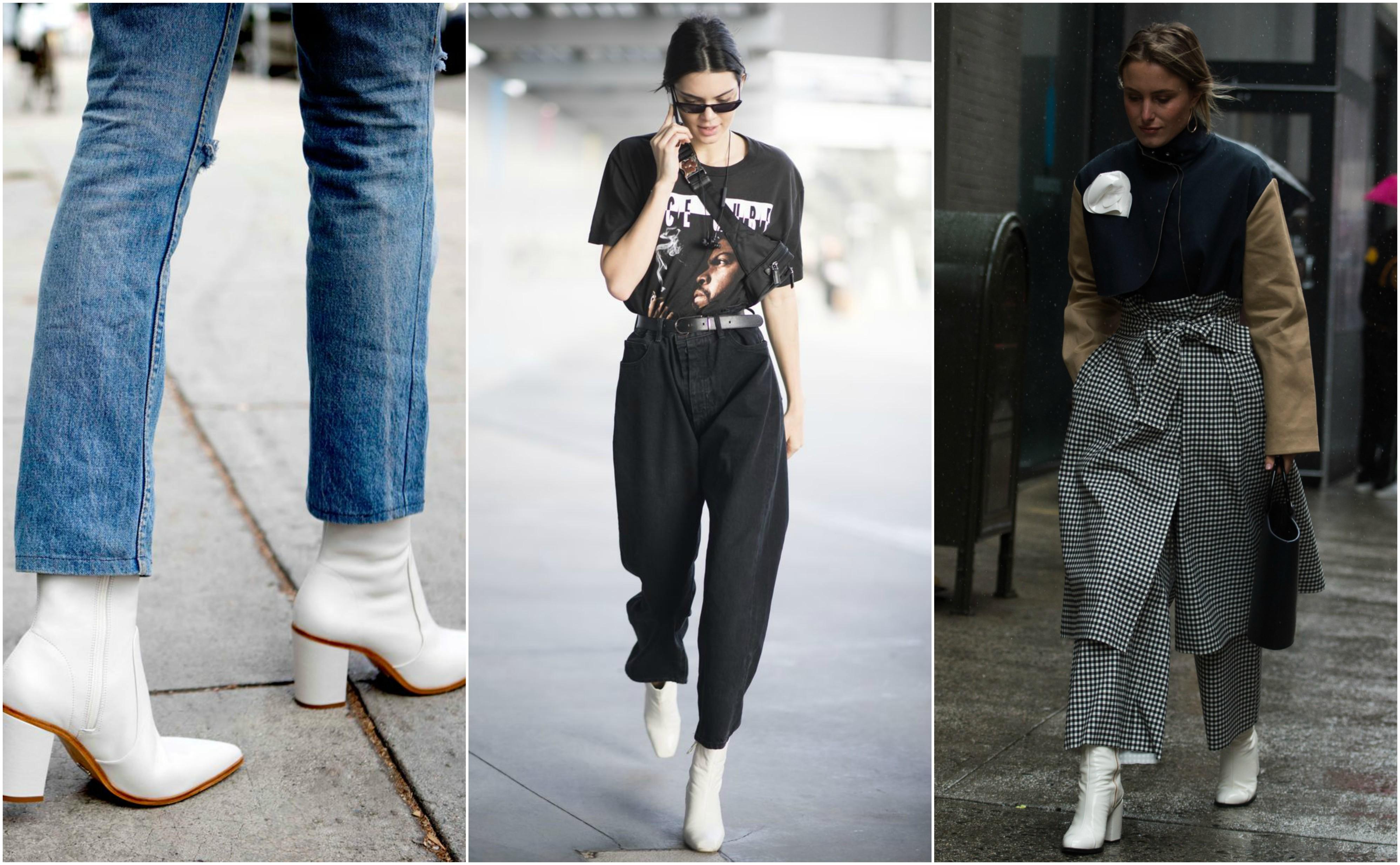 Botins estilo western salto preto | Botas | Sapatos, botas