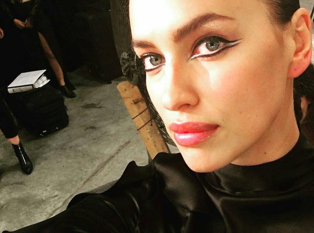 Beauty secrets of Irina Shayk