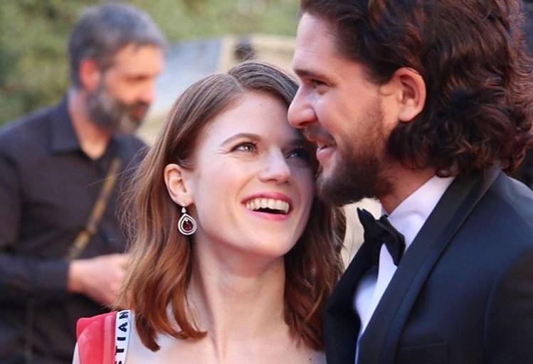 Atores de 'Game of Thrones' estão noivos?