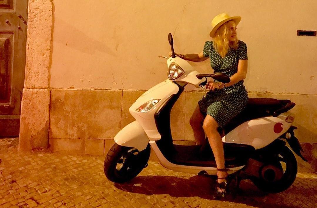 Madonna elogia mistura cultural de Lisboa