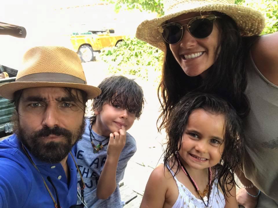Veja a primeira foto de Ricardo Pereira com a filha recém-nascida