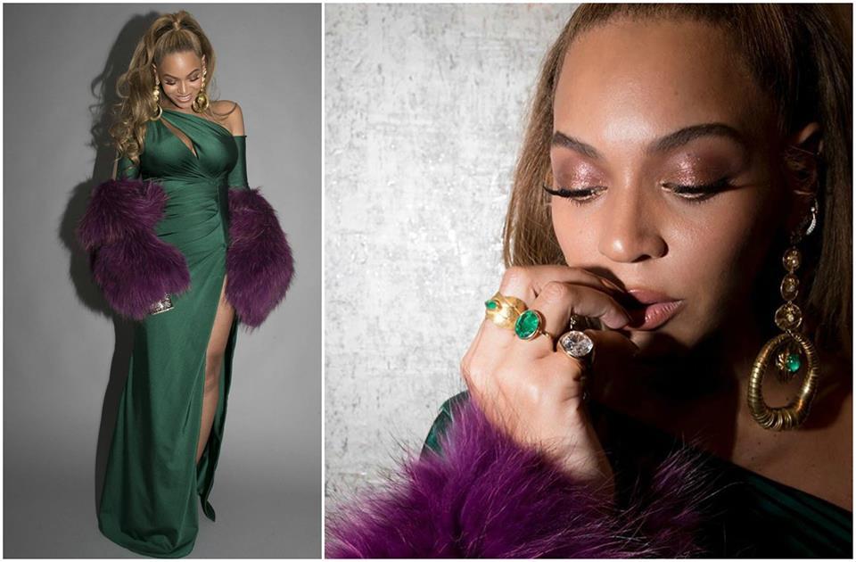 Quatro meses depois de ter sido mãe, Beyoncé recupera a forma física