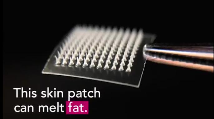 Adesivo Queimador De Gordura Mymi Funciona ~ Há um adesivo que derrete a gordura corporal MoveNotícias