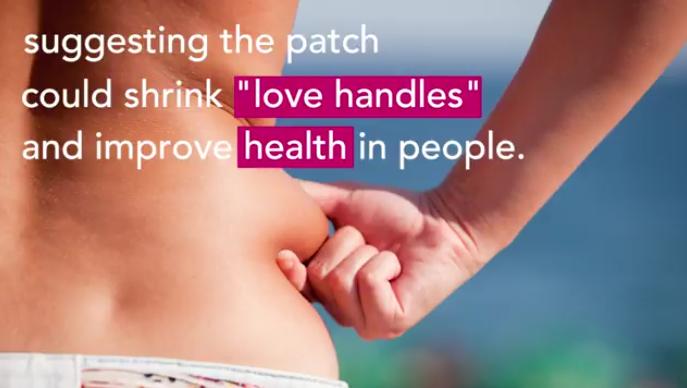 Aparador De Pelos No Mercado Livre ~ Há um adesivo que derrete a gordura corporal MoveNotícias