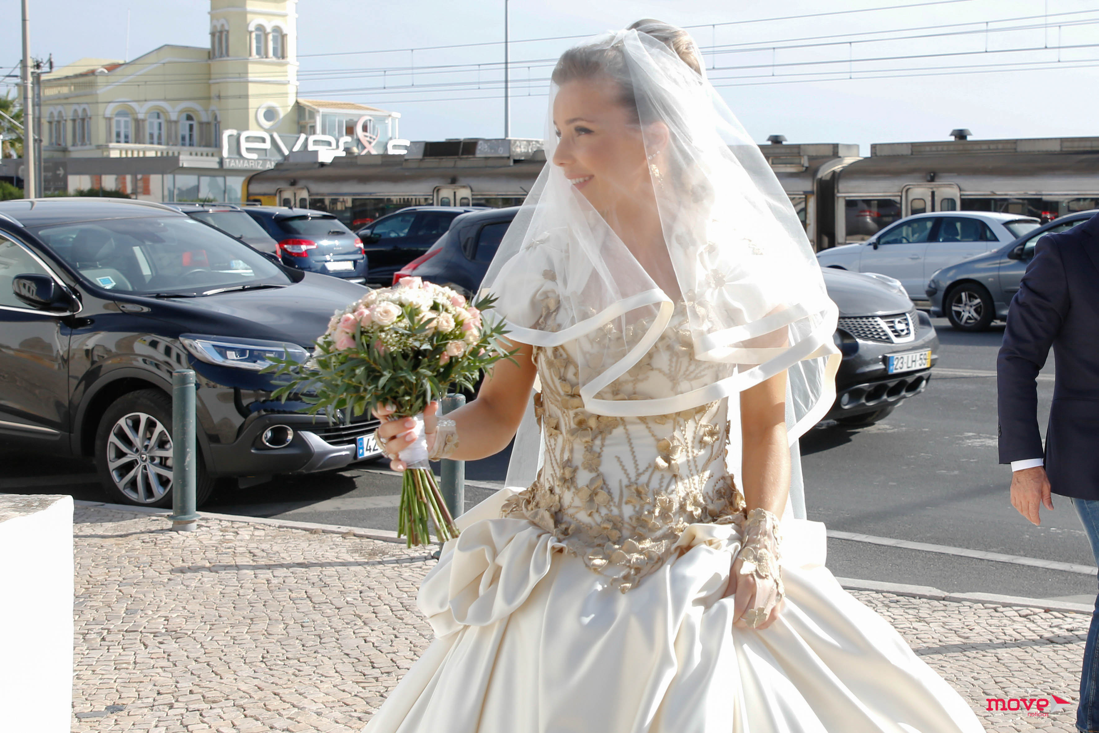 Luciana Abreu partilha primeiros momentos da sua lua de mel