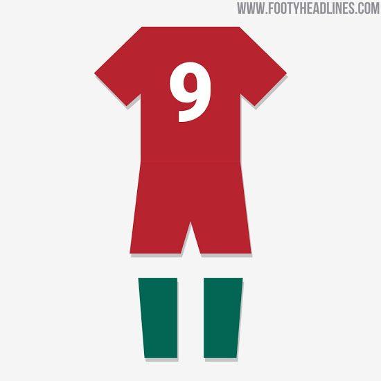 Camisolas das seleções para Mundial 2018 abraçam o retro e a ... ad1fce8b7dee6