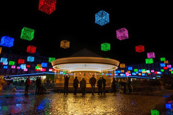 Estes s o os mercados de natal mais espetaculares do pa s - Mercado de navidad en madrid ...