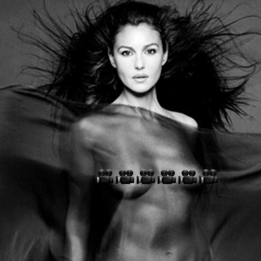 Monica Bellucci Se Xy 45