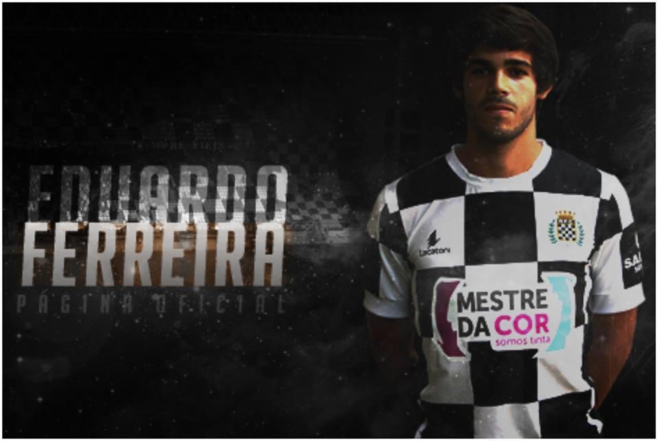 Avançado Edu Ferreira, do Boavista, morreu hoje