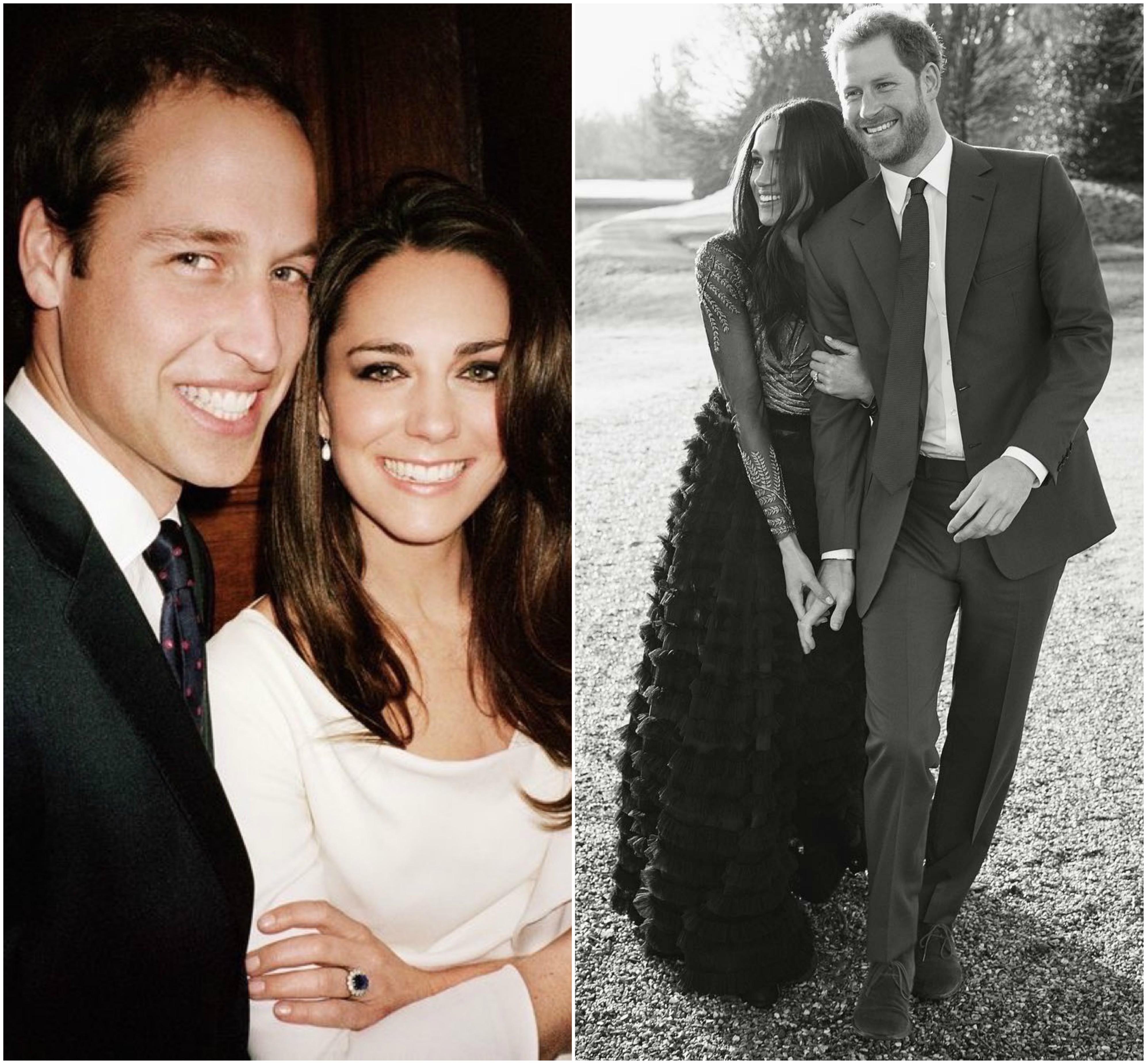 As imagens de Meghan Markle no seu primeiro Natal com a família real