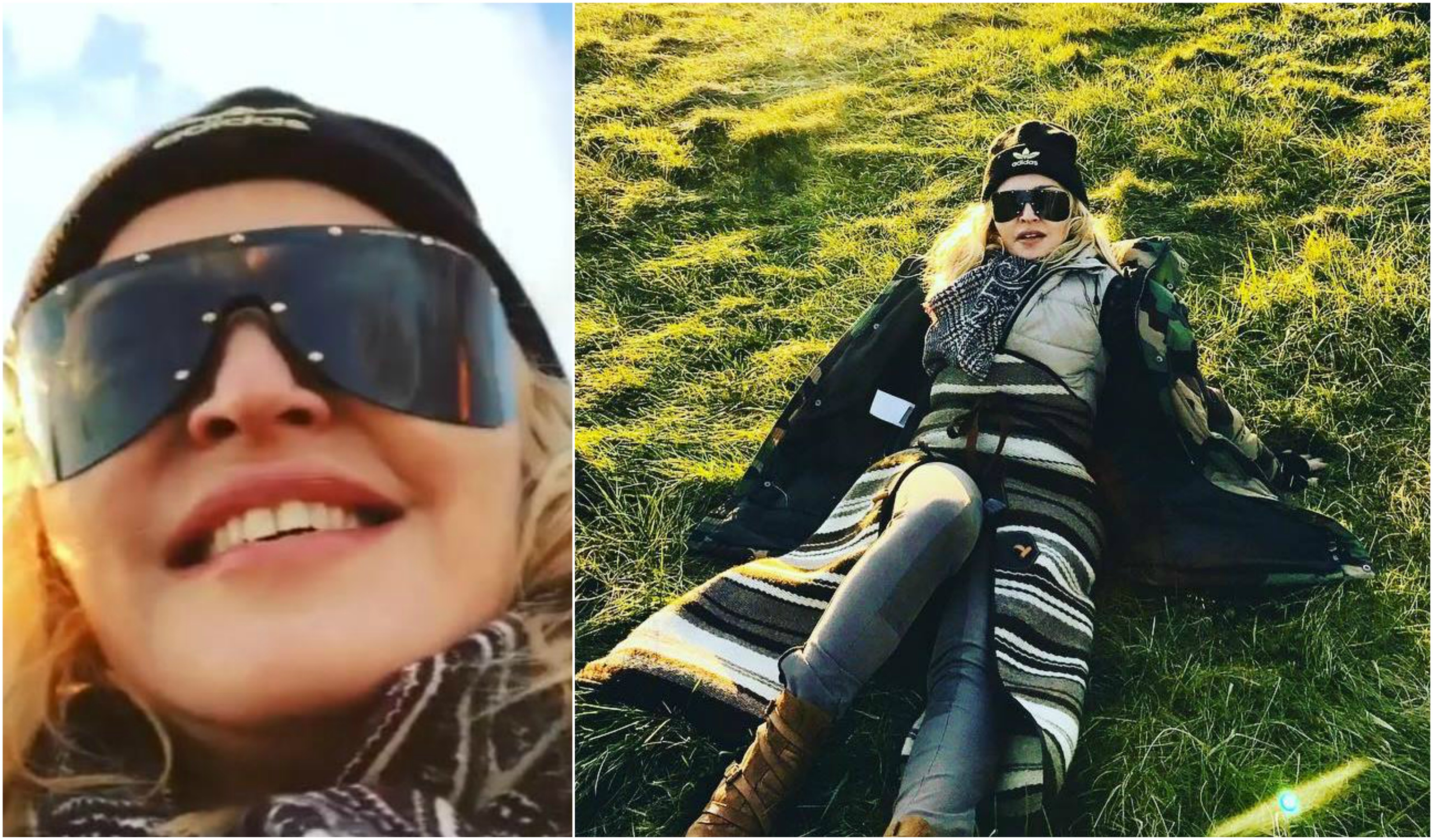 Madonna canta música do filme Evita em versão dedicada a Lisboa