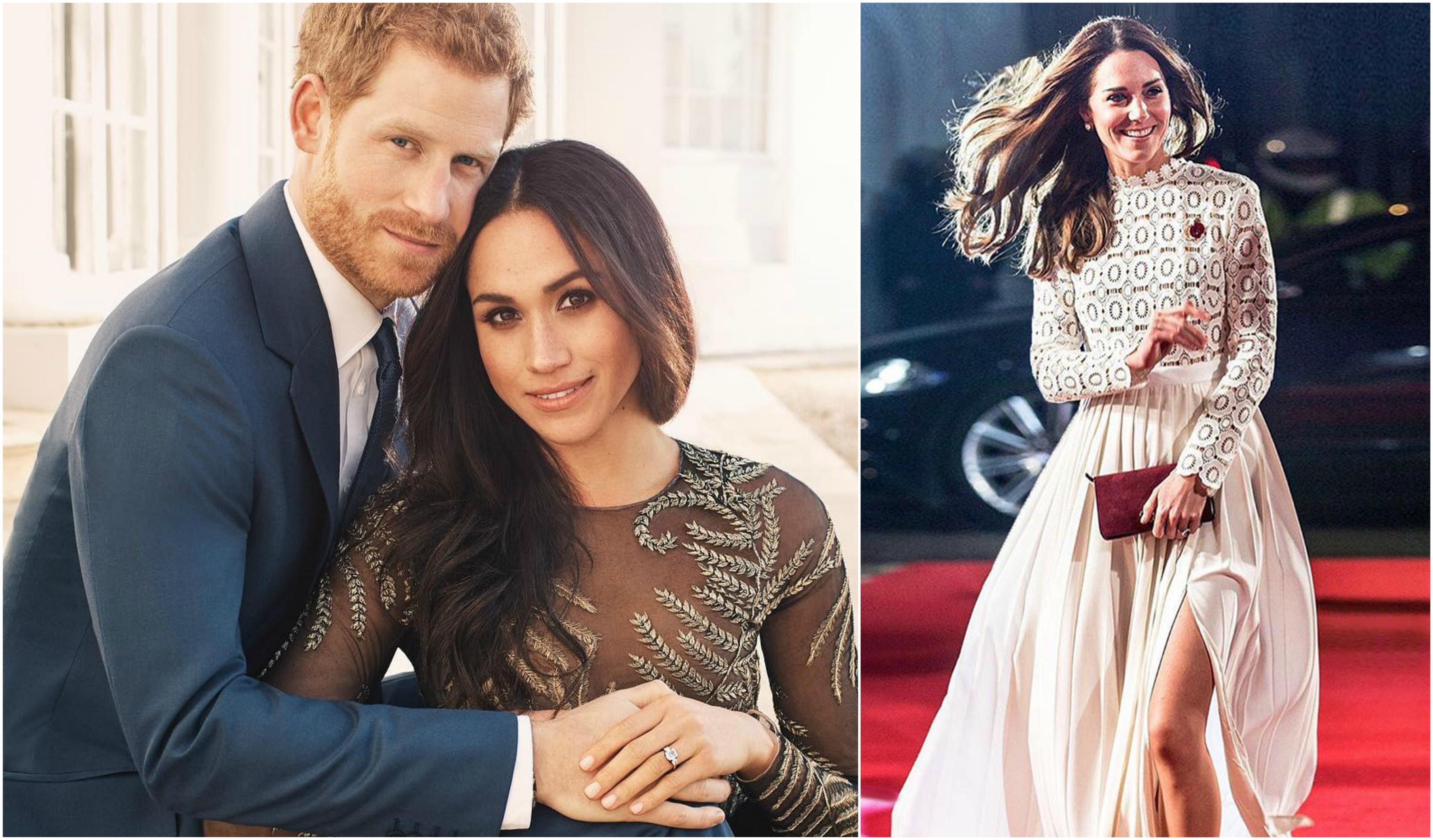 O primeiro Natal de Meghan Markle com a família real britânica