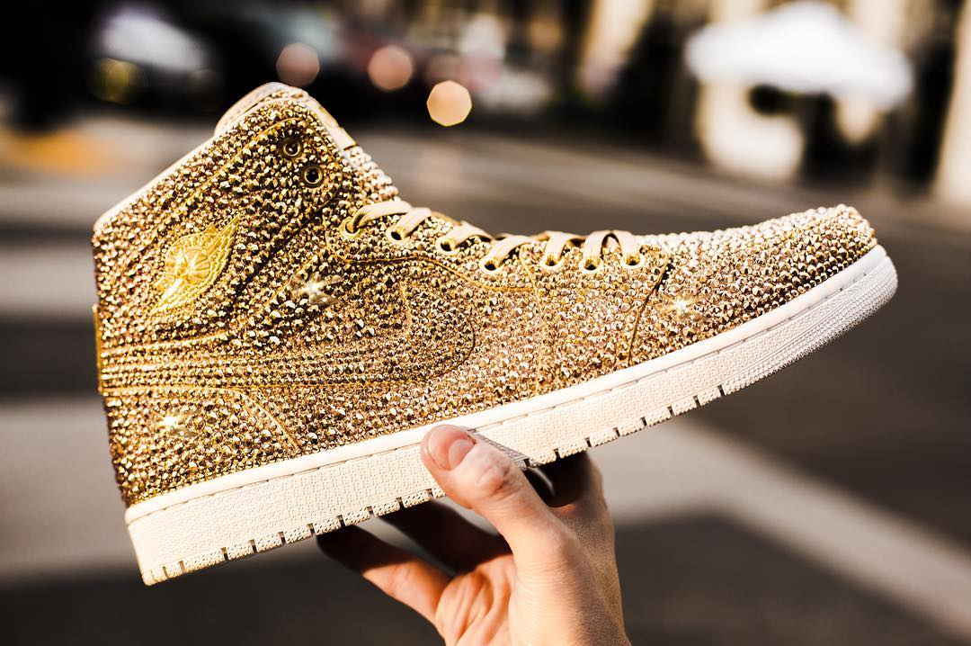 04bd67f1be1 Irresistíveis as luxuosas sapatilhas da Nike - MoveNotícias