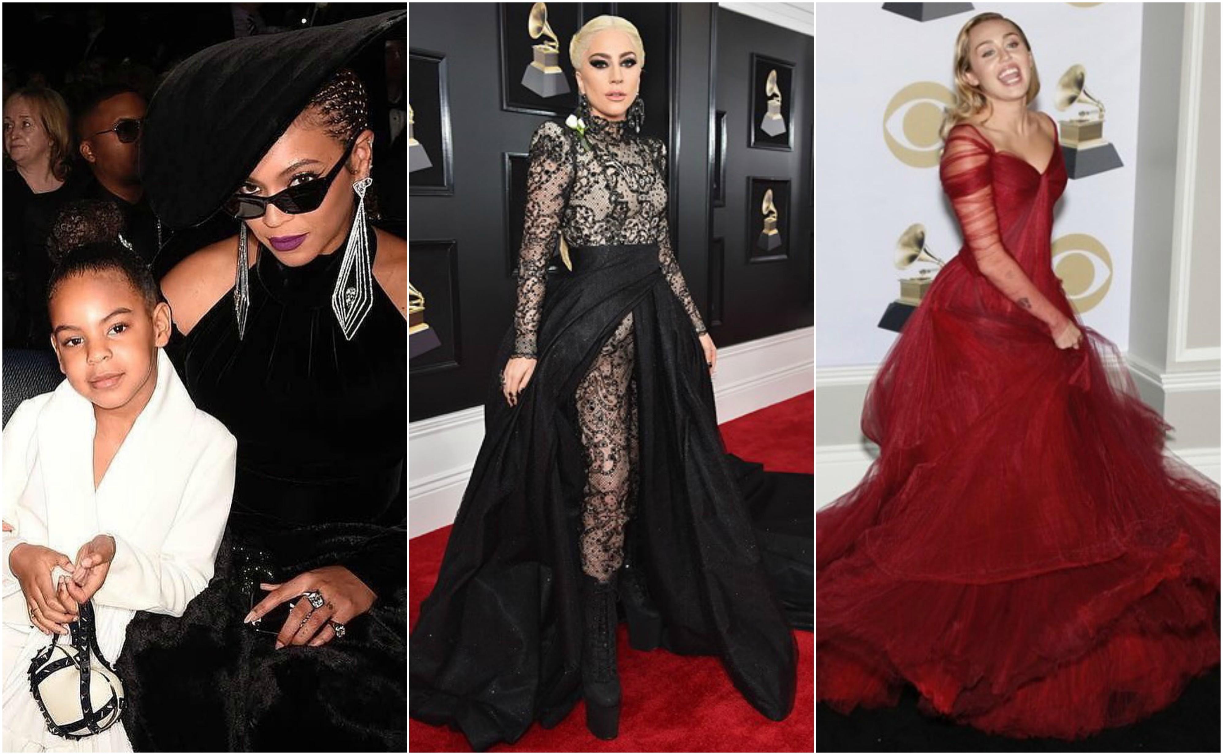 92d0261200 Grammys  Looks de todas as cores marcam estilo na red carpet ...