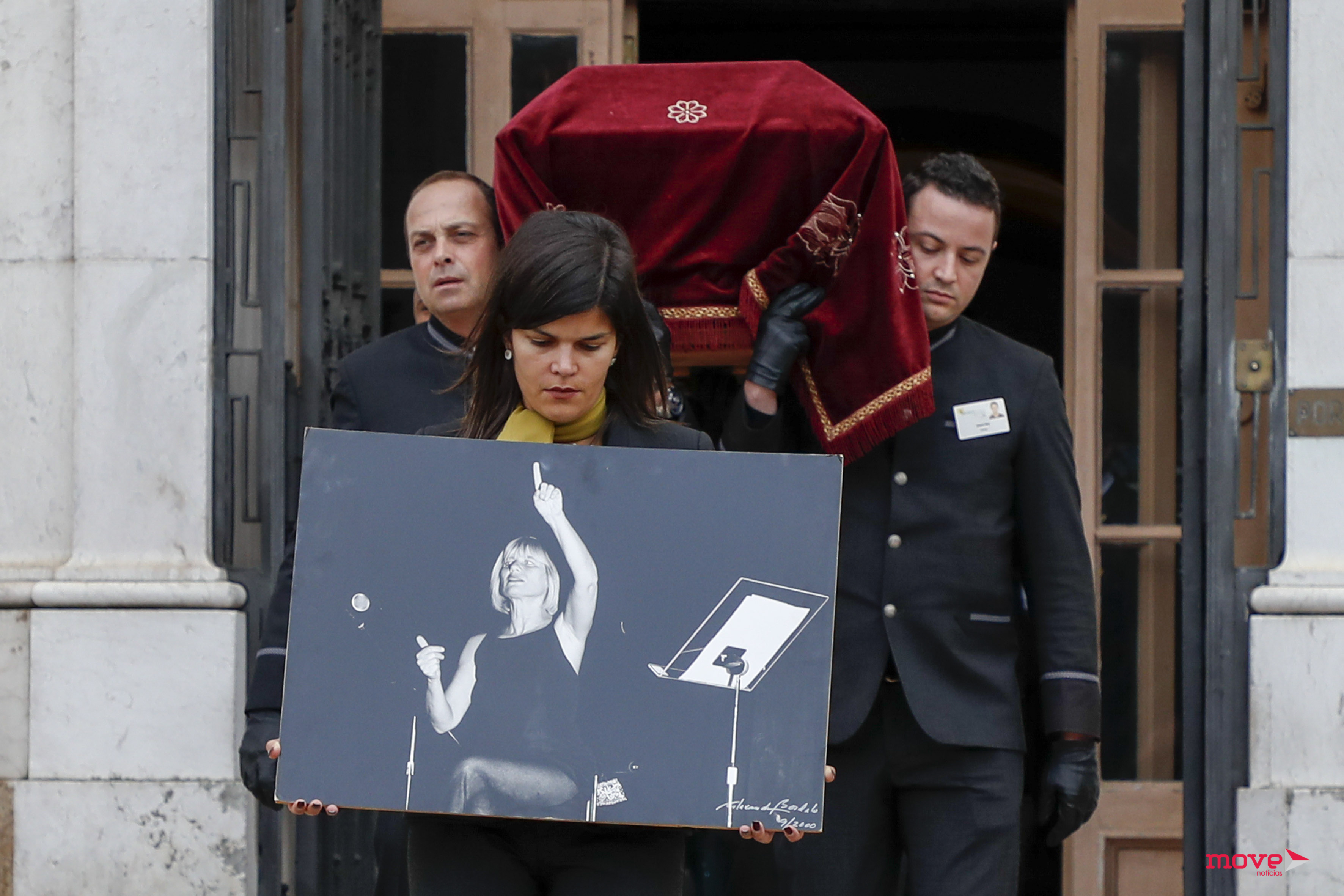 Morreu a atriz Guida Maria