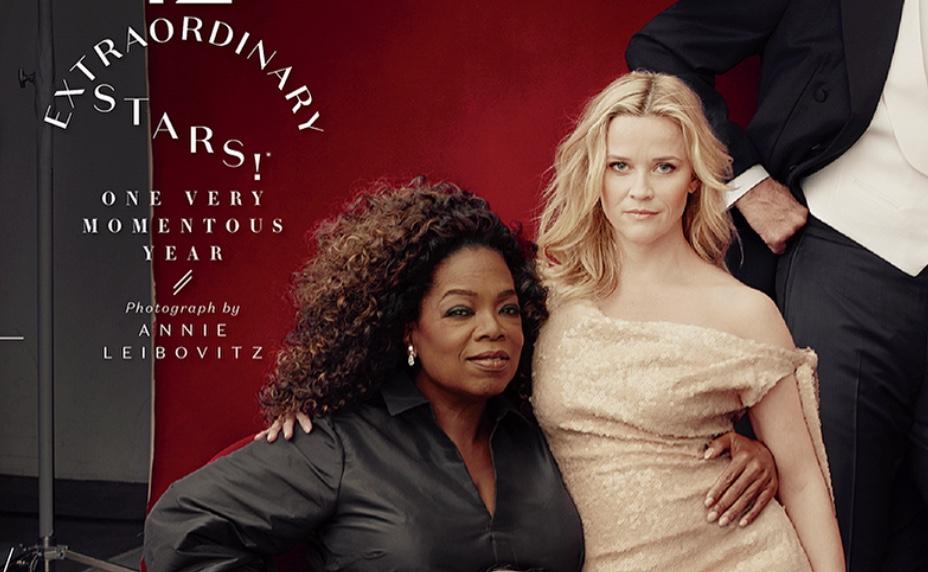 Vanity Fair erra no photoshop e atrizes fazem piada