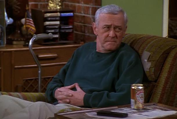 Morreu John Mahoney, de Frasier