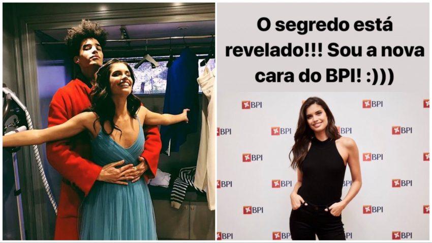 Sara Sampaio é o novo rosto do BPI