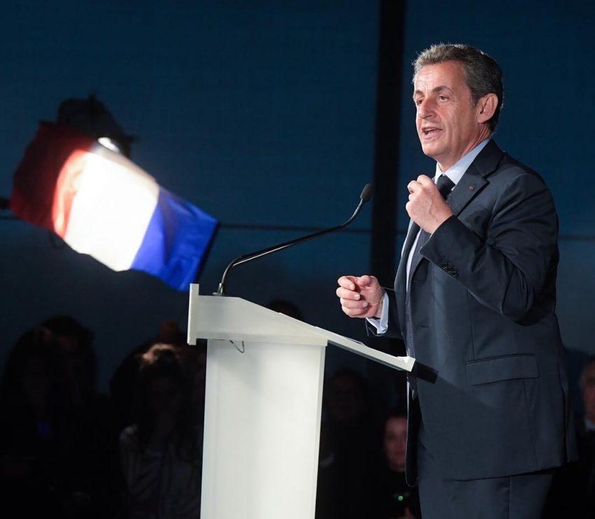 Nicolas Sarkozy detido por causa de financiamento da campanha de 2007