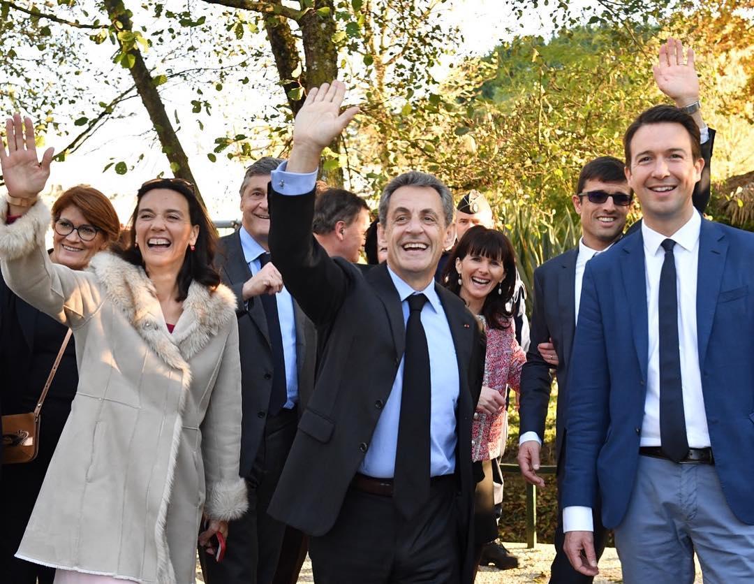 Ex-presidente francês Nicolas Sarkozy detido