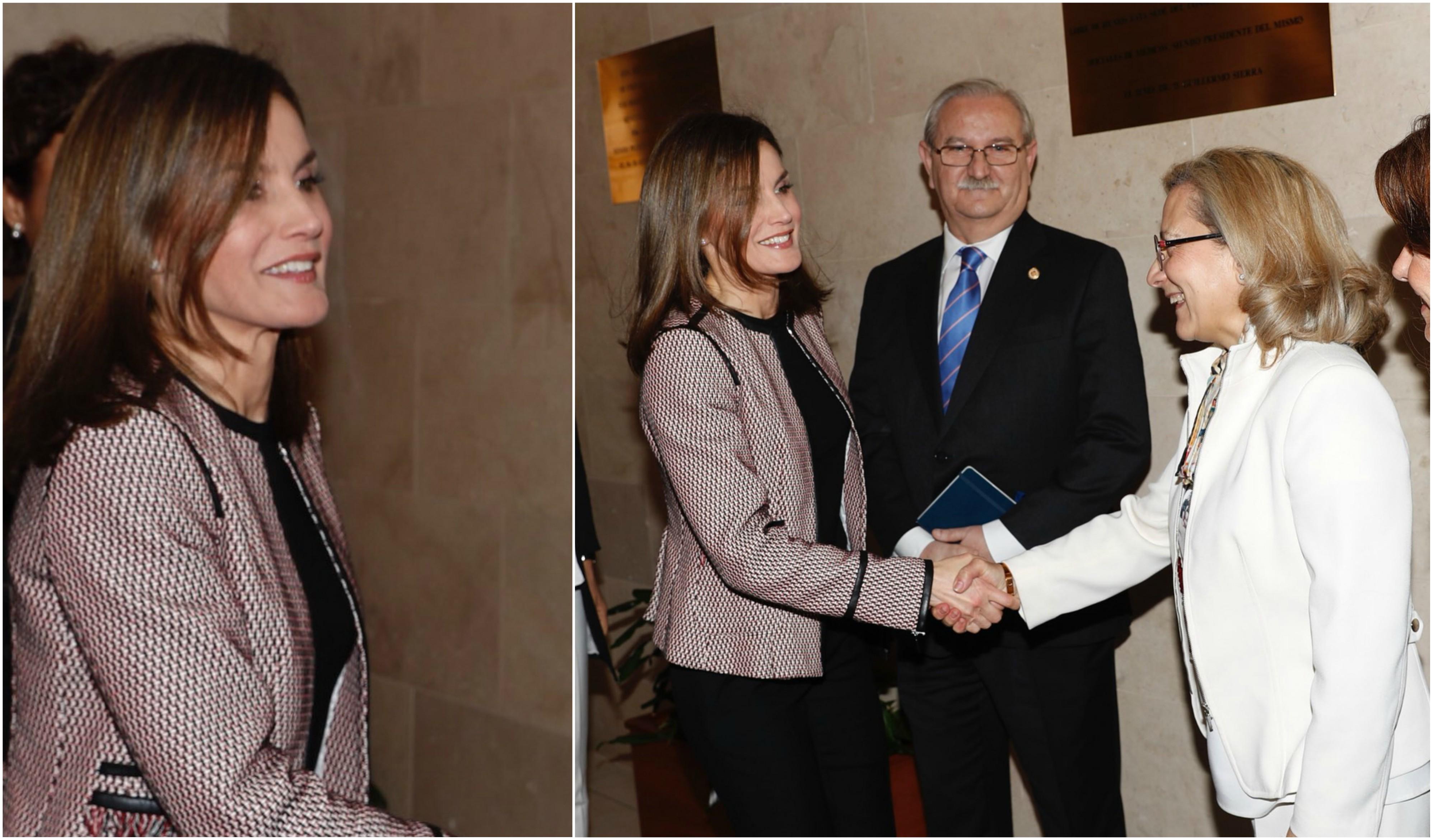 'Discussão' entre Letizia e Sofia inspira 'memes'