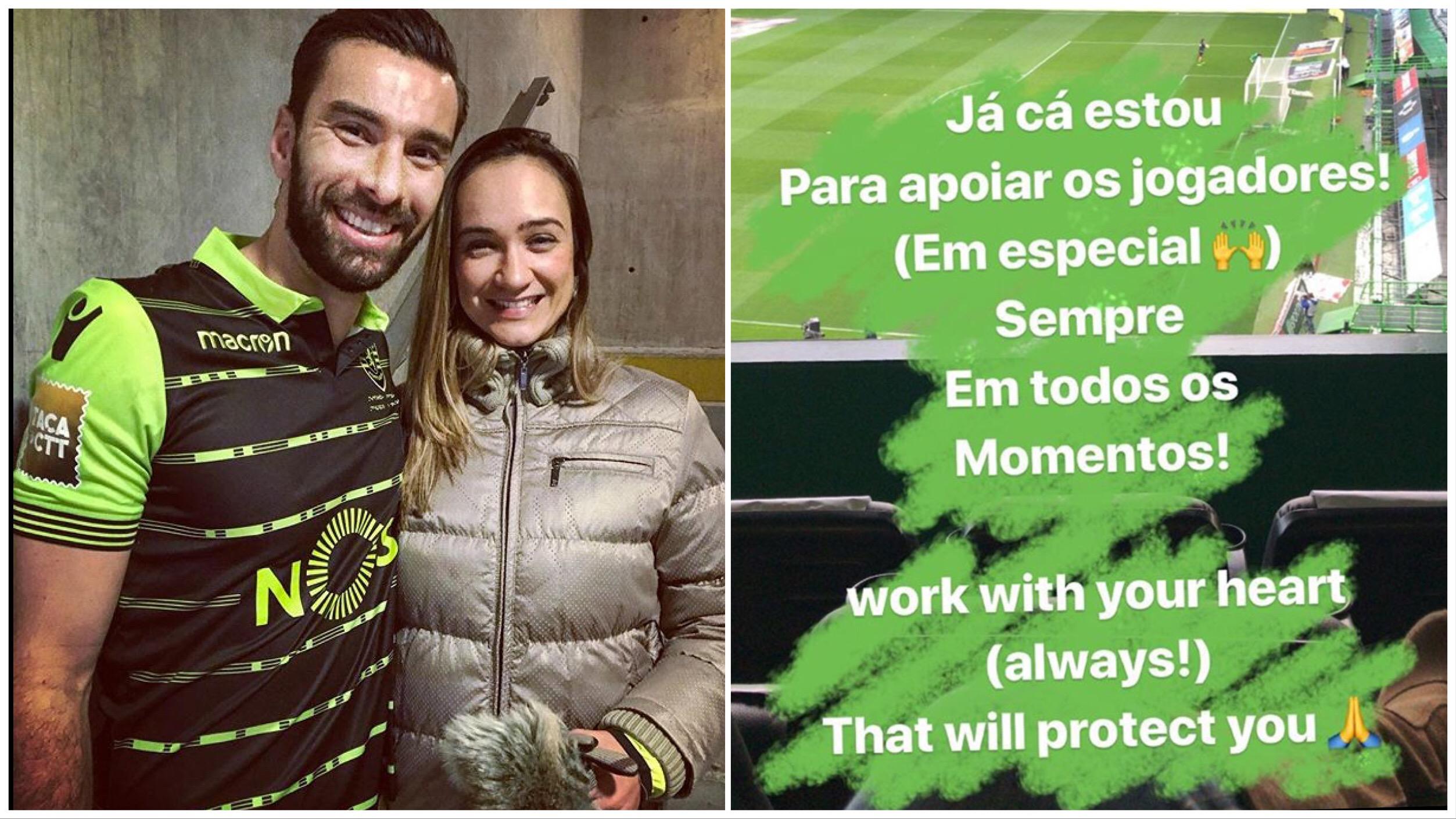 Ida de Rui Patrício à casa de banho vale multa ao Sporting