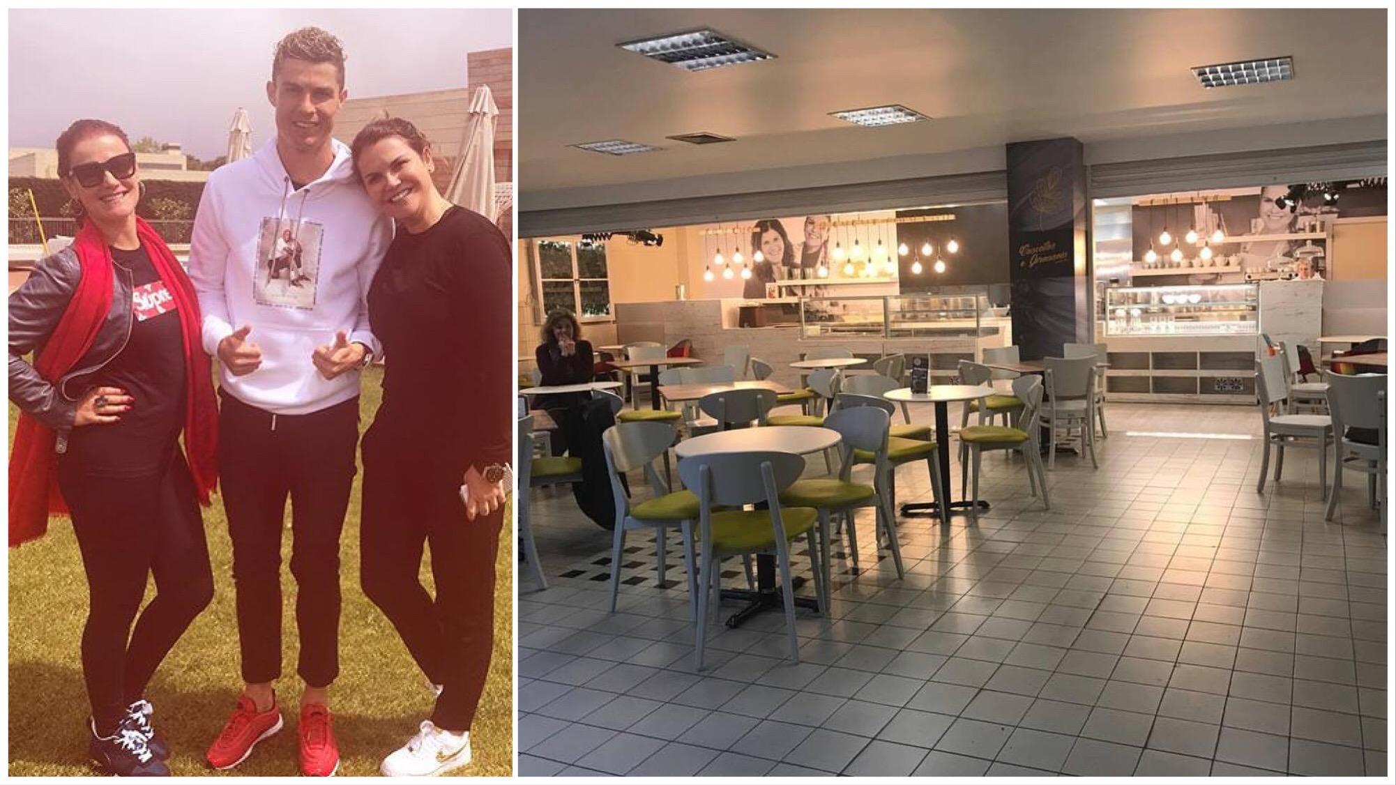 Cristiano Ronaldo pode vir a abrir um restaurante no Brasil
