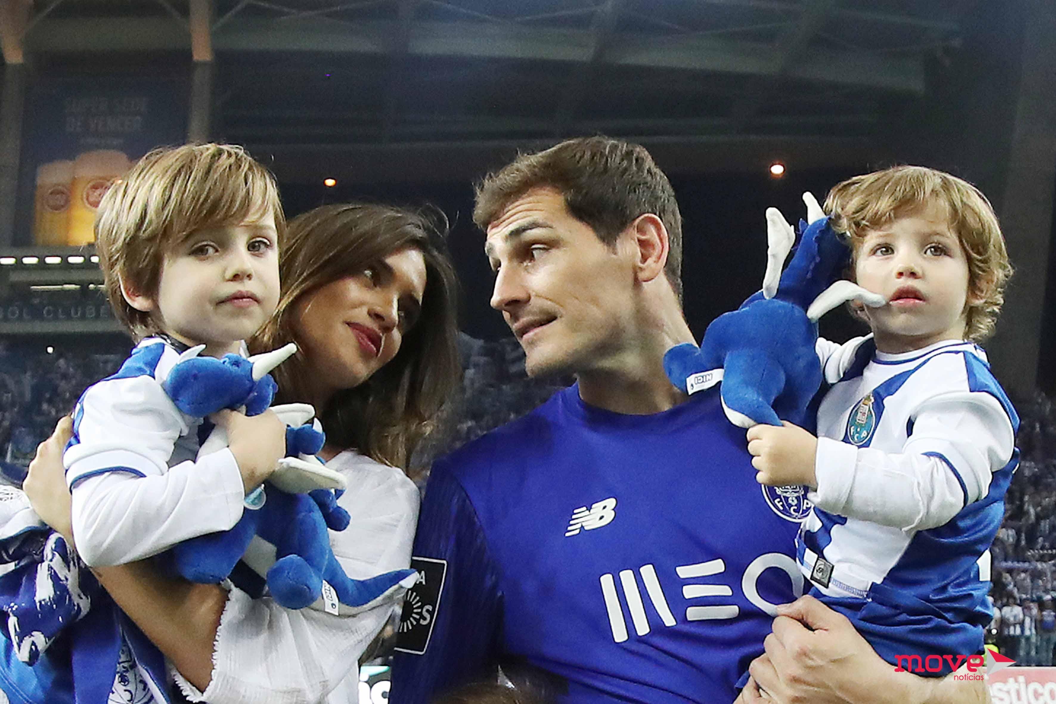 Casillas sem futuro definido, mas deixa 'porta aberta' ao FC Porto — Mercado