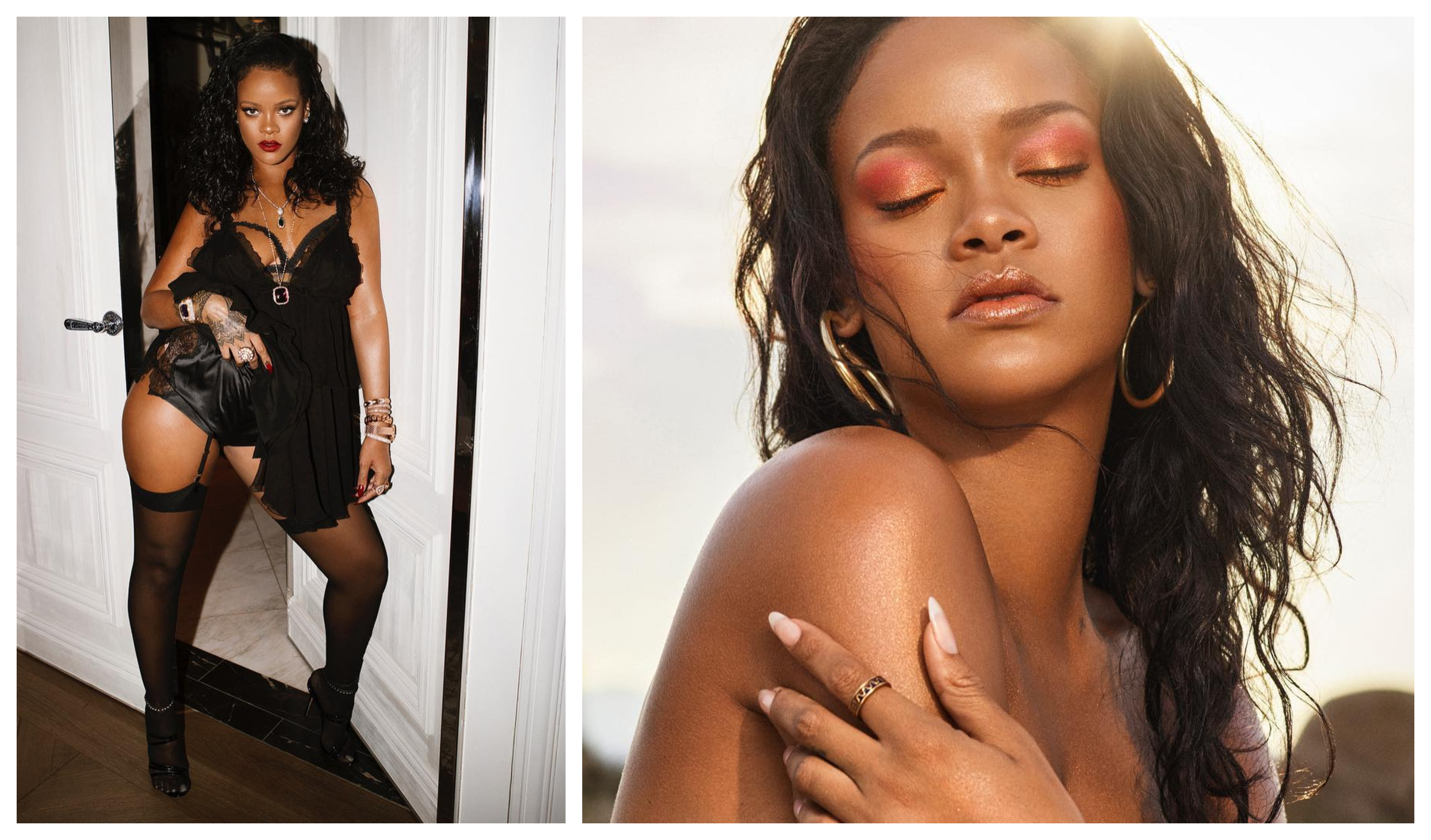 3c5760dae A cantora é perita em ser provocadora e a linha de acessórios sexuais que  lançou recentemente não lhe fica nada atrás. A marca de lingerie Savage x  Fenty ...