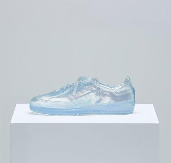 Famosos aliam se à Adidas para uma coleção de sapatilhas com